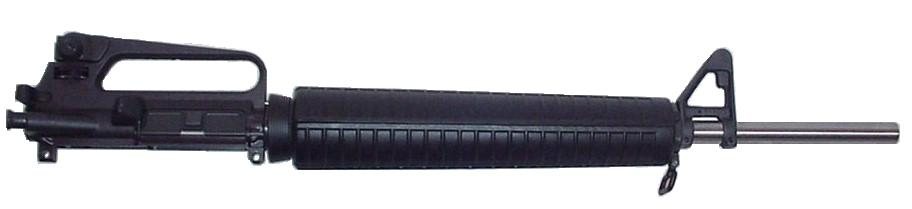 Service Rifle Upper, A2 with CMP legal float tube